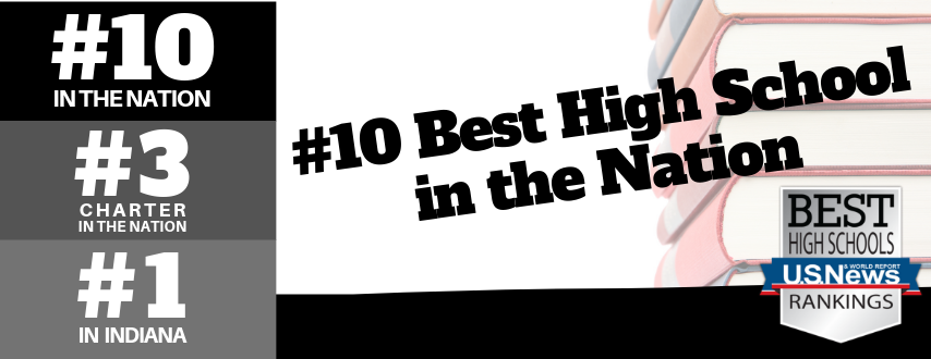 U.S. News & World Report ranked Signature School the tenth best high school in the nation. Click here for more information.